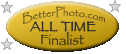 BetterPhoto.com All Time Best Photo Contest Finalist